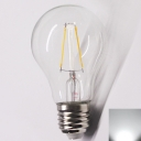 Candle Cool White Light E27 2W LED Edison Bulb