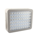 300W Dimmable LED Grow Light Full Spectrum 60 LEDs - Gray