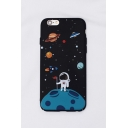 New Collection Chic Astronaut Pattern Hard-Shelled Mobile Phone Case for iPhone