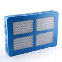 600W Dimmable LED Grow Light Full Spectrum 50 LEDs - Blue