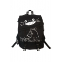New Arrival Lovely Cartoon Printed Leisure School Bags Backpack