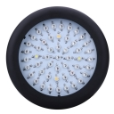 UFO 150W Full Spectrum LED Grow Light 50 LEDs 3000LM - Black