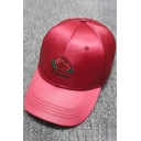 Hot Fashion Letter Floral Embroidered Outdoor Unisex Baseball Cap