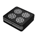 180W Apollo Series Led Grow Light Full Specturm 60 LEDs - Black