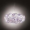 Polycarbonate Bouquet Pendant Light 31'' Width