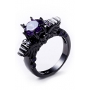 New Collection Vintage Luxurious Skull Design Ring