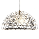 LED Suspension Pendant Light in Dome Shape