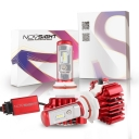 Nighteye A372 Car LED  Headlight Bulbs 9006 60W 8000LM 6000K CSP LED, Pack of 2