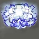 Polycarbonate Bouquet Ceiling Light