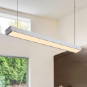 Linear Suspension Pendant Light