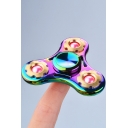 New Design Clover Pearls Playing Alloy Fidget Spinners