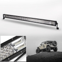7D+ 52Inch LED Work Light Bar 675W OSRAM Tri-Row Spot Flood Combo for Offroad 4x4 Jeep Truck ATV SUV 4WD Pickup Boat