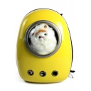 New Fashion Space Capsule Design Outdoor Portable Clear Pet Backpack