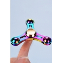 Hot Fashion Colorful Playing Alloy Toy Fidget Spinners