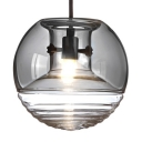 Glass Ball Designer Pendant Modern