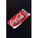 New Fashion Coca Cola Design Soft Mobile Phone Case for iPhone