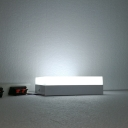 LED Table Lamp Square, 8.6 Inch