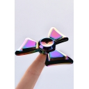 Colorful Fly-Cutter Design Toy Alloy Fidget Spinners
