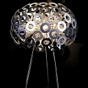 Table Lamp Dandelion White