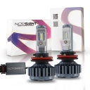 Nighteye A373 Car LED  Headlight Bulbs H11 60W 8000LM 6000K CSP LED, Pack of 2