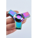 New Fashion Colorful Clover Design Alloy Fidget Spinners