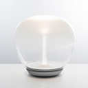 LED Blown Glass Table Lamp Modern