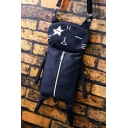 New Fashion Lovely Cartoon Cat Printed Canvas Leisure Shoulder Bag