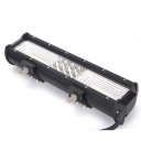 7D+ 12 Inch LED Work Light Bar 180W OSRAM Tri-Row Spot Flood Combo for Offroad 4x4 Jeep Truck ATV SUV 4WD Pickup Boat