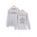 Graphic Printed Hooded Long Sleeve Unisex Hoodie Sweatshirt