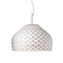 Lattice Polycarbonate Pendant Light