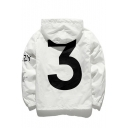 New Arrival Street Style Long Sleeve Letter Printed Leisure Hoodie