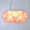 Polycarbonate Bouquet Pendant Light