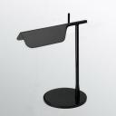 LED Table Lamp Minimal Black/White/Red/Blue