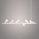 LED Linear Spotlight Kitchen White, 6 Lights