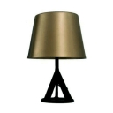 Iron Base Brass Table Lamp