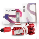 Nighteye A372 Car LED  Headlight Bulbs 9005 60W 8000LM 6000K CSP LED, Pack of 2