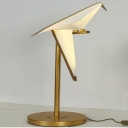 Paper Cranes Table Lamp