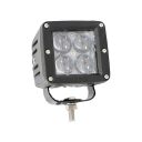 4 Inch LED Work Light 20W Cree LED 30 Degree Spot Beam For Off Road 4WD Jeep Truck ATV SUV Pickup Boat, 2 Pods