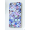 New Arrival Stylish Floral Marble Cameo iPhone Case for Couple