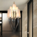 Modern Ox Shaped Chandelier 6 Lights
