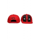 Fashion Street Style Red Baseball Cap