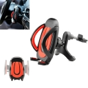 Universal 360 Degree Rotating Smartphone Car Air Vent, Mount Holder Cradle with A Quick Release Button