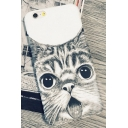 New Arrival Lovely Cartoon Cat Printed Fashion iPhone Case
