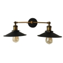 2 Light Double Light Indoor Wall Sconce