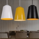 Inner Yellow Pendant Light Circus