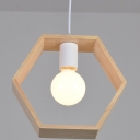 Industrial Hanging Pendant Light Simple for Dining Room
