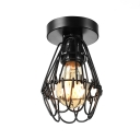 Industrial Ceiling Light 8