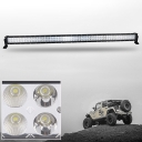 3C 52 Inch Off Road LED Light Bar CREE LED 300W 30 Degree Spot 60 Degree Flood Combo Beam Car Light For Off Road 4WD Jeep Truck ATV SUV Boat