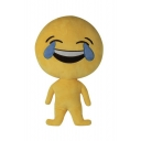 New Fashion Cartoon Emoji Printed Lovely Doll Pillow