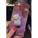 Cartoon Lovely Panda Design Mobile Phone Case for iPhone